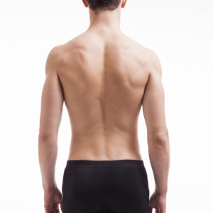 Miesten silkkiboxerit alushousut musta